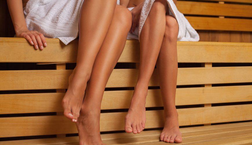49 dingen die ik denk als ik in de sauna zit