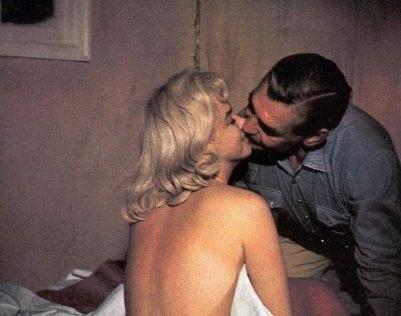 Heerlijke foto's van Marilyn Monroe en Clark Gable (wat was ze toch prachtig)