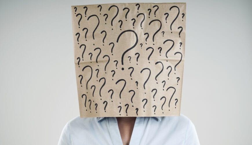 15 totaal irrelevante vragen aan een 50-jarige