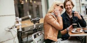 O jee: Irene van de Laar werd verliefd op haar beste vriend
