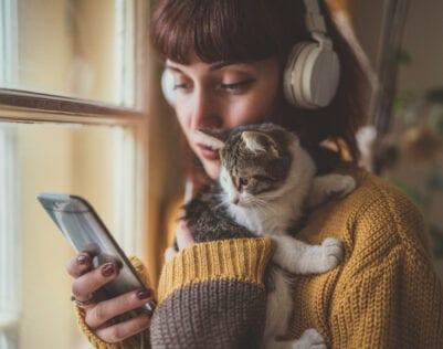 Let op! Miriams geeft een cursus podcast luisteren voor beginners