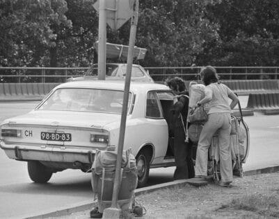 Vakantie in de jaren 70