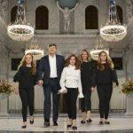 Dit zijn ze: de nieuwe foto's van het koninklijk gezin