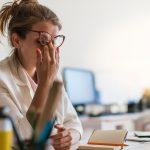 De Saar-lezeres heeft best vaak last van stressmomenten (en gaat dan huilen, schreeuwen, stotteren)